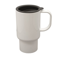 41400 14oz Polymer Travel Mug right side