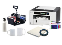 K2001 Bronze Bundle Sublimation Starter Kit