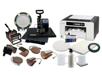 K2002 Silver Bundle Sublimation Starter Kit