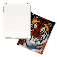 73214  73215, iPad 2, 3, 4 - 3D Polymer Cover - Glossy or Matte
