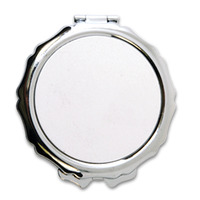 Compact Mirror - 004 - Sunburst